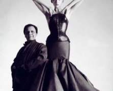 Azzedine Alaïa. The King of Cling. From A to Z.