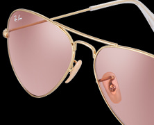Ray Ban. The cult eyewear. Wardrobe essentials.