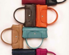 Le pliage. Longchamp. Expand it. Wardrobe essentials