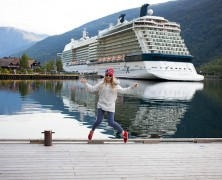 Flam ( Norway cruise Part 3 )