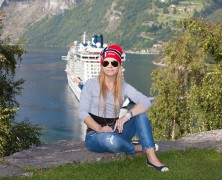 Geiranger (Norway Cruise part 4)