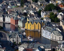 Ålesund (Norway cruise Part 5)